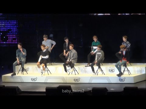 [Vietsub] [150417 EXO's Fanmeeting in Japan] Which member do you like if you're an EXO-L?