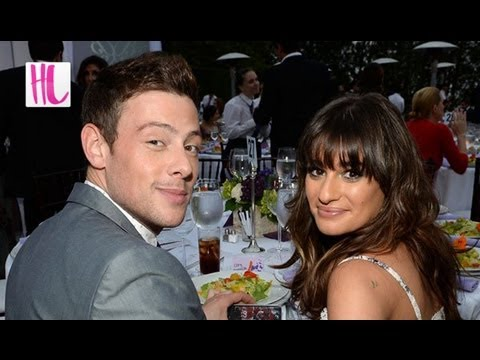 Lea Michele Inconsolable After Cory Monteith's Death - Smashpipe Entertainment