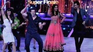 Hrithik & Priyanka Promote Krrish 3 On The Sets Of Jhalak Dikhhla Jaa Season 6 Grand Finale