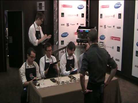 2009 UKBC Wales Winner Trevor Hyam Part 1