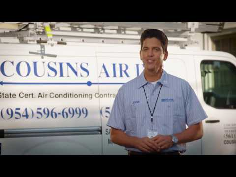 Cousins Air Conditioning Receives 2017 President's Award from Carrier, Earning Honors as Outstanding Dealer