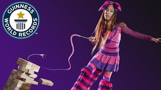 April Choi - Whip Artist - Meet The Record Breakers
