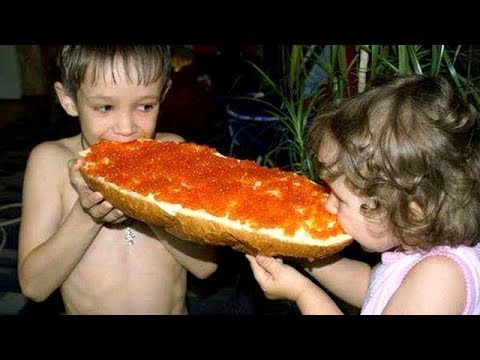 Best KID REACTIONS while EATING - Your LAUGH OF THE DAY!
