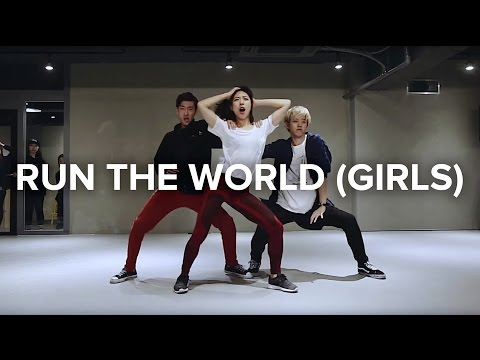 Run The World (Girls) - Beyonce / Lia Kim Choreography