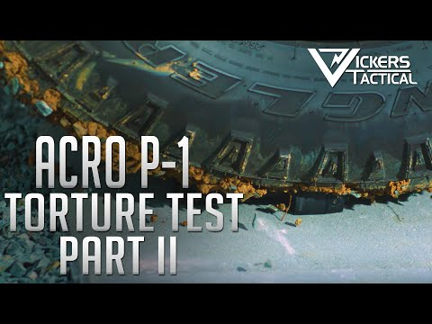 AIMPOINT ACRO P-1 Torture Test - Part 2