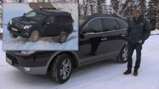 New Hyundai ix55 luxury SUV - tested in Norway - YouTube a96a71a7f9c