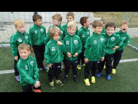 Sponsoren für die kleinen Fußballer
