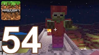 Minecraft: Pocket Edition - Gameplay Walkthrough Part 54 - Survival (iOS, Android)