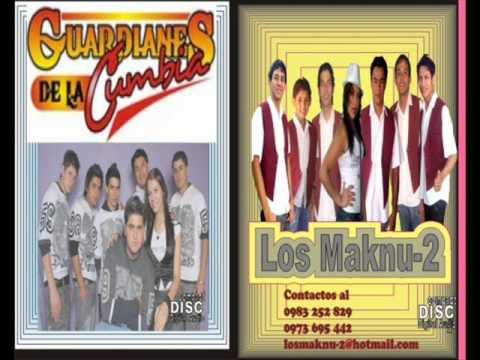 Los maknu-2 & Guardianes de la cumbia Soltero .wmv