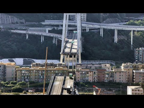 Genoa Bridge Disaster Plays Into Hands of Italy's Far-Right