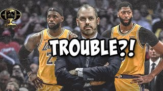 Are The Lakers In Trouble?!!
