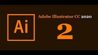 التعرف على واجهة برنامج اليستريتور + فتح ملف جديد - كورس تعليم Adobe Illust