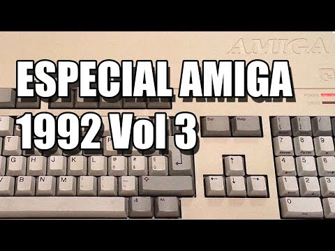 Especial Commodore Amiga 1992: Vol 3