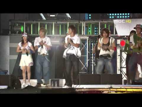 050807 MBC - TVXQ + BOA + CSJH live