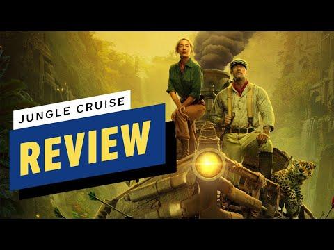 Jungle Cruise Review (2021) Dwayne Johnson, Emily Blunt, Jack Whitehall
