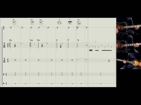 Band Score : Do You Want To Know A Secret - The Beatles