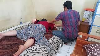 Ahli pijat tradisional asal Jogjakarta obati tangan lumpuh akibat stroke & kolesterol tinggi
