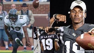 Donald De La Haye The Most Athletic College Football Kicker | NFL Bound