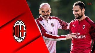 AC Milan Training • Week 1 October 2019 🔴⚫