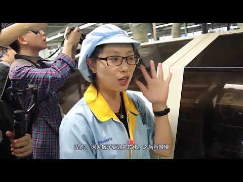 台北vlog:探秘技嘉工廠的一天