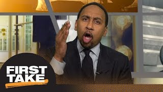 Stephen A. Smith rips Cowboys' Jerry Jones for stealing headlines | First Take | ESPN