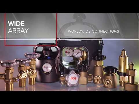 GCE Valves applications