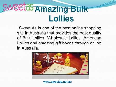 Amazing Bulk Lollies at Sweet As