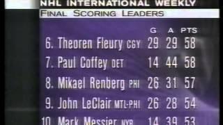 NHL Weekly 13.05.1995