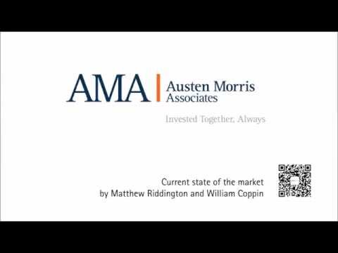 Current state of the market by Mathew Riddington and William Coppin
