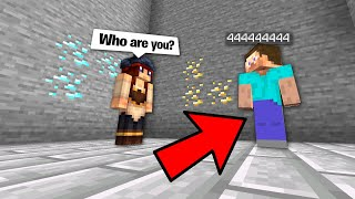 Trolling minecraft players by spawning NPC's in their houses..