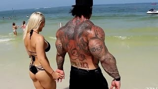 RICH PIANA GETTING MARRIED AT THE 2015 OLYMPIA