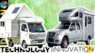 8 ASIAN CAMPERS and CAMPERVANS   Campers Made in ASIA (Top Picks)
