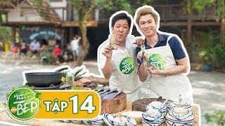 Full #14 | Hồ Việt Trung vòi Giang Ca nấu món tôm kỷ niệm vì nhớ tình cũ | Muốn Ăn Phải Lăn Vào Bếp