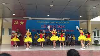 Liên khúc: Điều em muốn - Giấc mơ tuổi thần tiên trường Tiểu học Bát Tràng năm học 2018-2019
