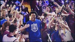Kansas Jayhawks Basketball 2017-18 Motivational