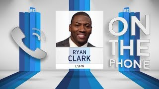 ESPN's Ryan Clark Talks Antonio Brown/Steelers Drama w/Rich Eisen | Full Interview | 2/19/19