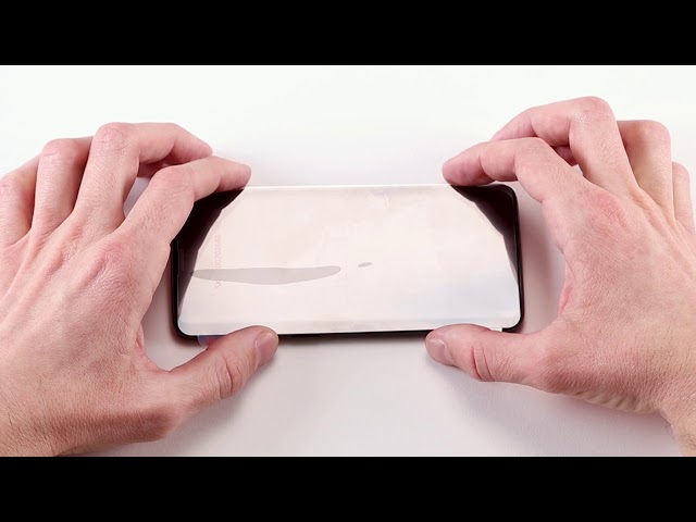 Belsimpel-productvideo voor de InvisibleShield Ultra Clear Screenprotector Samsung Galaxy Note 10+