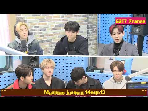 [VOSTFR] GOT7 | Choi Hwa Jung's Power Time Radio (13 mars 2018)
