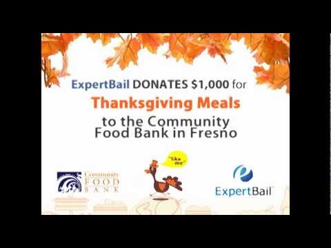 The ExpertBail Network Feeds Families in Fresno
