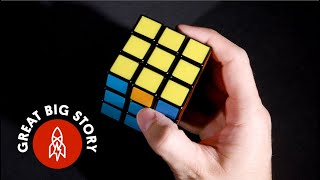 How the Inventor of the Rubik's Cube Cracked His Own Code
