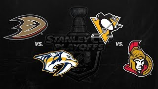 2017 Stanley Cup Playoffs - Conference Finals - All Goals