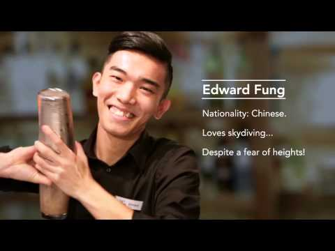 Best Bartender cocktails at Yorkshire Pudding by Edward Fung