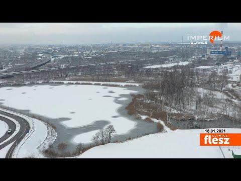 """Flesz Gliwice / Tereny golfowe wokół zbiornika """"Pod Taśmami""""?"""