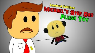 Michael's Step Dad Plush Toy