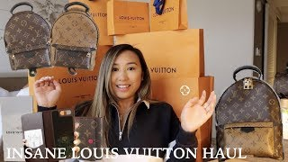 INSANE LOUIS VUITTON HONOLULU HAUL | heycarmen