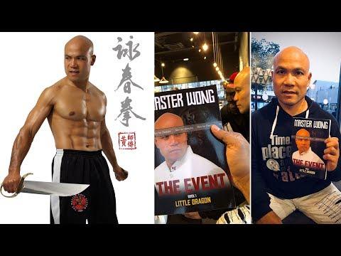 Life of a Wing Chun Master | Master Wong
