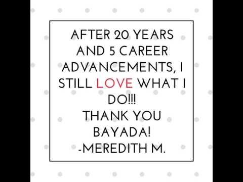 I Love What I Do - Meredith