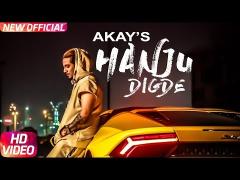 Hanju Digde (Full Video) A Kay ft Saanvi Dhiman - Western Penduz