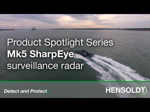 HENSOLDT Product Spotlight Series: Mk5 SharpEye Navigation Radar
