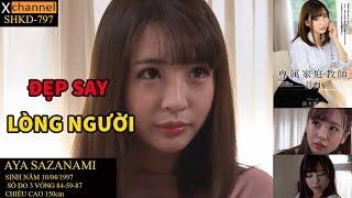 ĐỪNG AI NHẮC VỀ ANH ẤY - AYA SAZANAMI - JAPANESE MOVIE SHKD-797